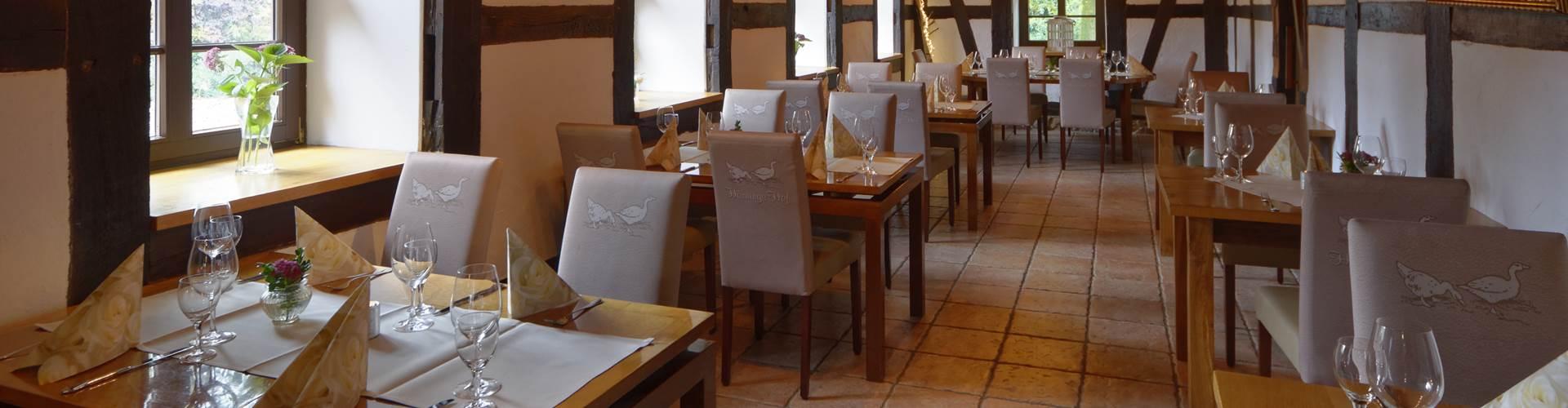 Reservierung Restaurant Hörnings Hof