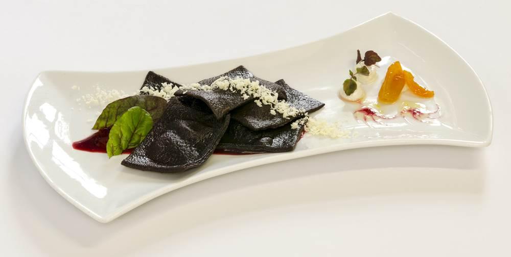 Schokoladenravioli