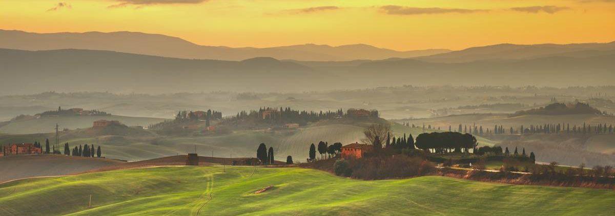 Spätsommer in der Toskana